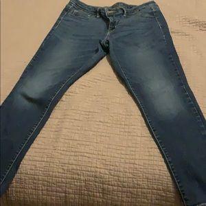 Mossimo Sz 12s skinny jeans